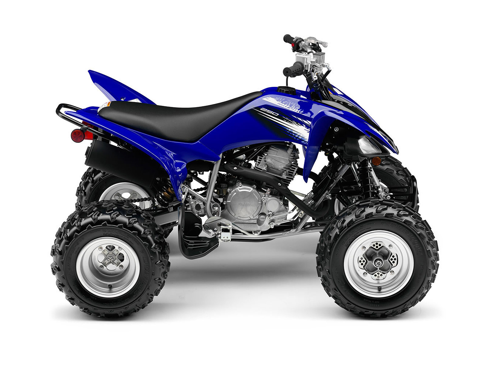 2012 yamaha raptor 250 atv blackywall demo for 2014 yamaha atv