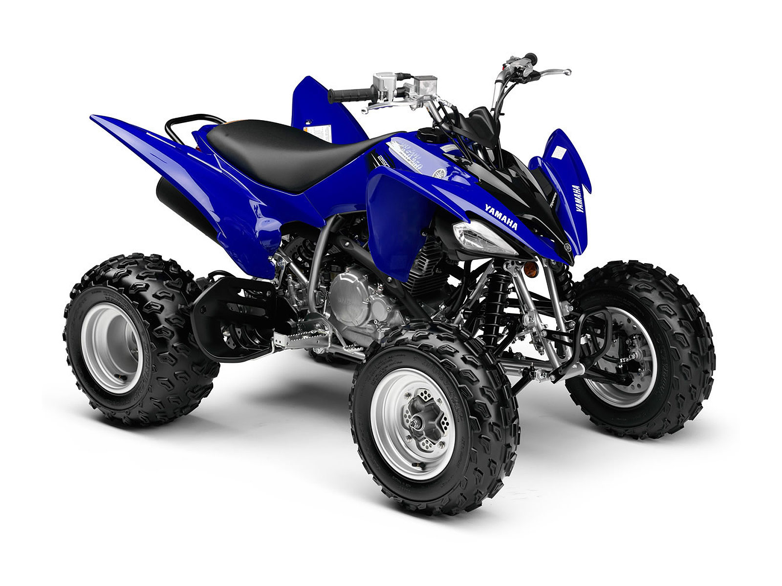 Image for 2012 Yamaha raptor 250