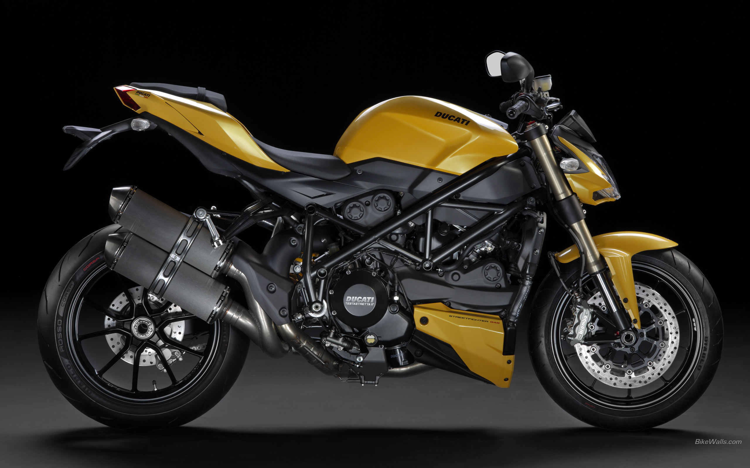 Motorcycles Ducati Streetfighter 848