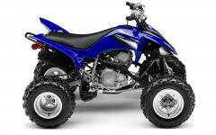 2012 Yamaha Raptor 250 ATV