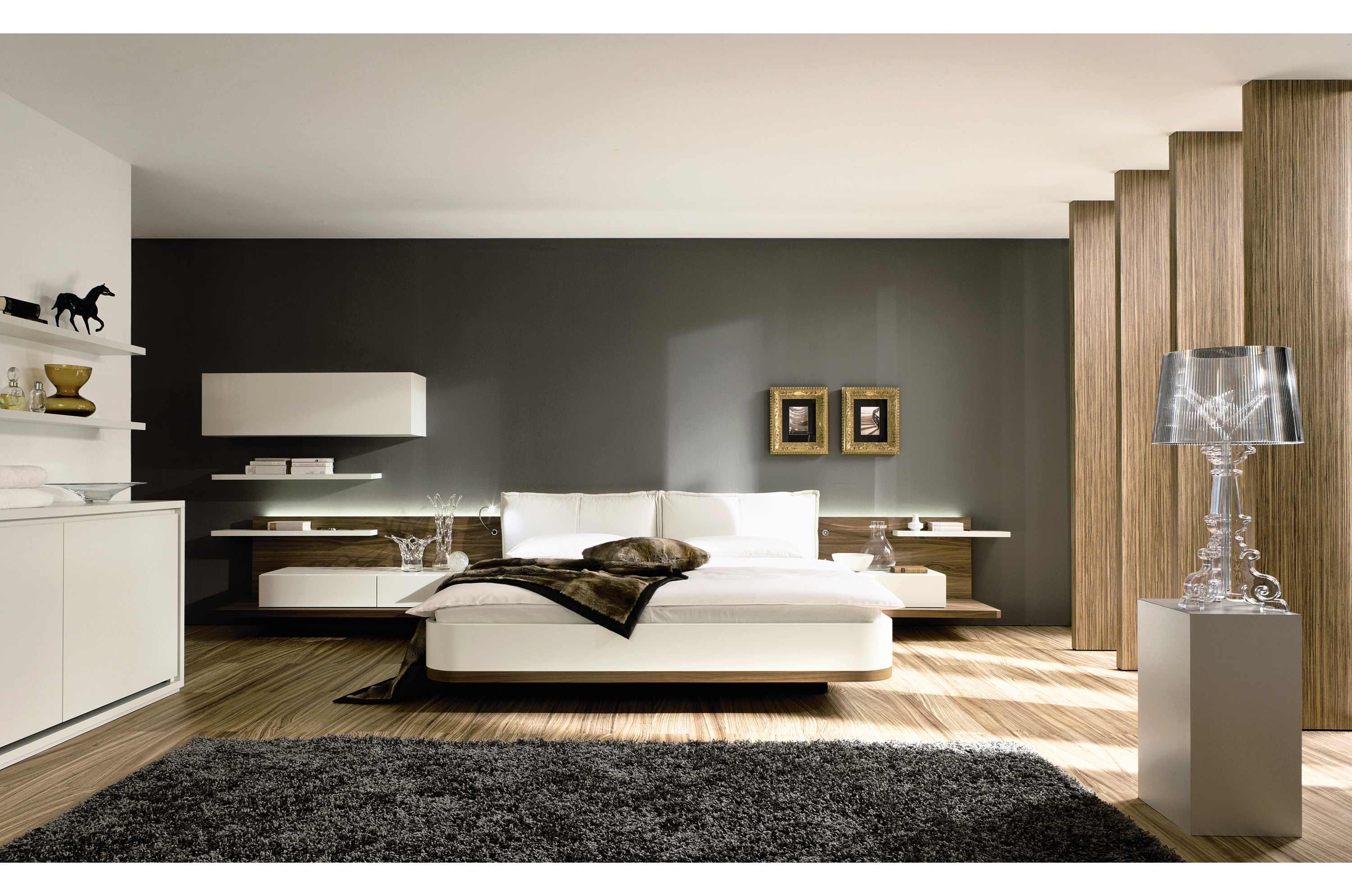 Modern bedroom innovation bedroom ideas interior design for Interior bed design images