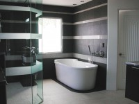 Beloved Bathrooms: Black White Bathroom Design – BS2H