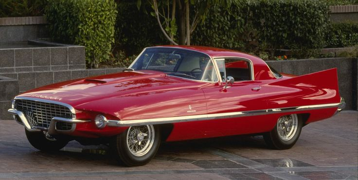 1957 Ferrari 410 Superamerica Ghia