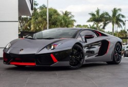 Lamborghini : Aventador LP700-4 Coupe 2-Door